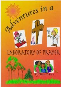 Prayer Lab Book